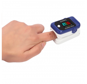 Control D Bluetooth Pulse Oximeter with Bluetooth Connectivity (Pack of 3)