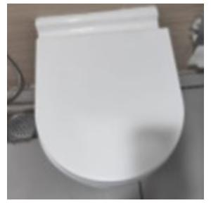 Jaquar WC Opal Seat Cover