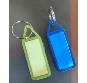 Key Ring with Writing Space