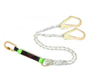 Karam PN351 Forked Lanyard With Energy Absorber, Length: 1.8 m