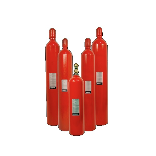 Refilling of ABC Type Fire Extinguisher, 5 Kg