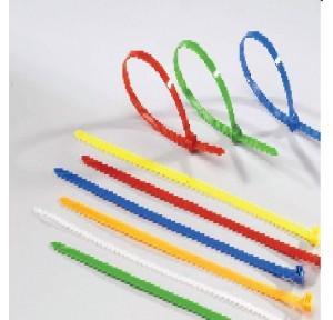 Zetalux Cable Tie Nylon Intermediate  250x60mm, ZT 250x60 (Pack Of 100)