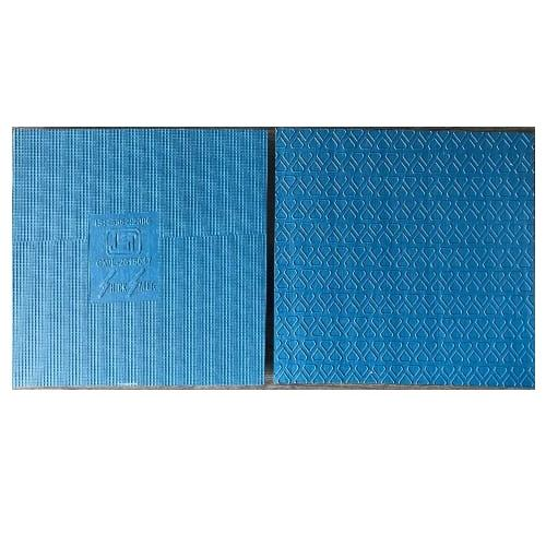 Shock Safer Electrical Insulation Mat 3.3kV IS:15652-2006 Thickness: 2mm, 1 Sqmtr