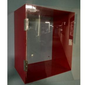 Fire Safety Box 12x18x21 Inch Thickness 5 mm