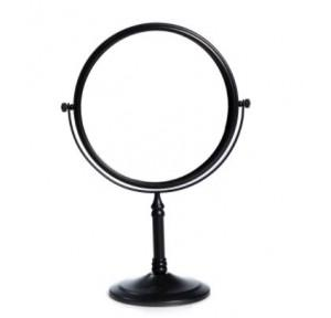 Dolphy Vanity Mirror  Black 8 Inch, DMMR0033
