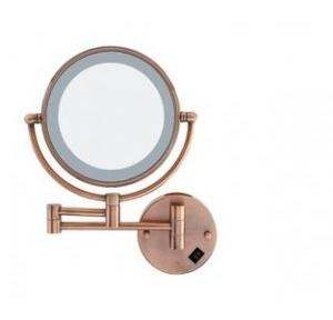 Dolphy Magnifying Mirror  Copper 8 Inch, DMMR0011