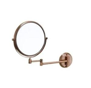 Dolphy Magnifying Mirror  Copper 8 Inch, DMMR0006