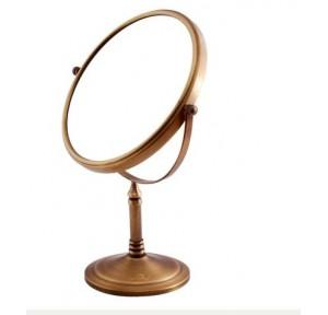Dolphy Magnifying Mirror  Bronze 8 Inch, DMMR0017 Stainless Steel Brass