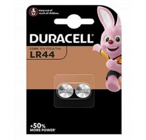 Duracell Coin Battery Alkaline LR44
