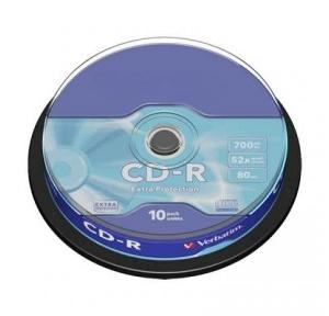 CD-R 1x10 With Pack
