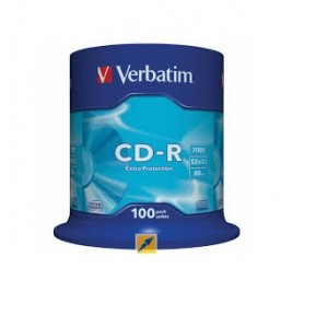 CD-R 1x100 With Pack