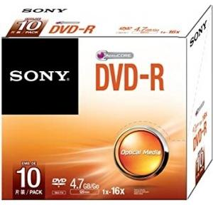 Sony DVD-R 1x100 With Pack