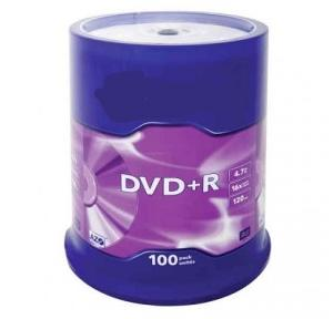 DVD-R 1x100 With Pack