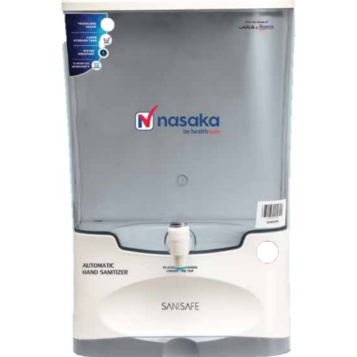 Microtek OKAYA Touchless Non Contact Automatic Hand Sanitizer Dispenser 8 Ltr