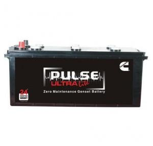 Cummins PULSE Ultra Battery (Zero maintenance Genset Battery 12 Volt 160AH) Used for  Cummins 1010 KVA DG PULSE