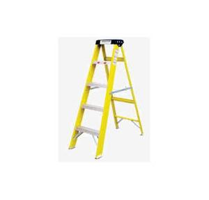 Youngman FRP A Type Single Side Ladder 10 Ft, FRPS010IY