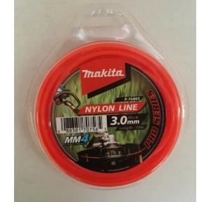 MakitaBrush Cutter Nylon line, 3mmx15m