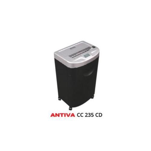 ANTIVA Paper Shredder Machine CC-235 CD