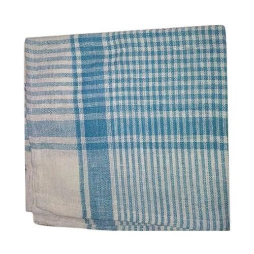 Table Cloth Duster Cotton 12x12 Inch Blue