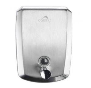 Dolphy Soap Dispenser 304 Stainless steel 500 ml, DSDR0098