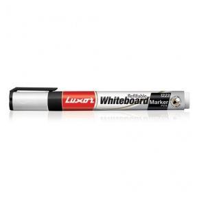 Luxor Refillable White Board Marker Pen (Black)
