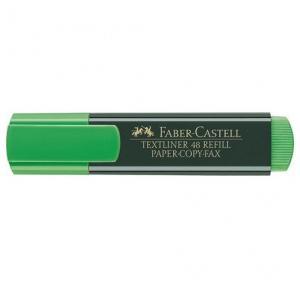 Faber Castell Green Highlighter Textliner 48 Refill