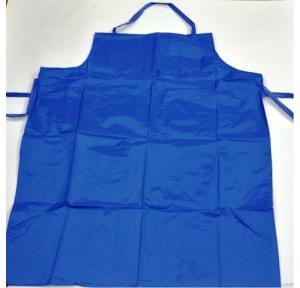 Gripwell Blue Poly Nitro Propylene Apron, Size: 24 x 36 inch