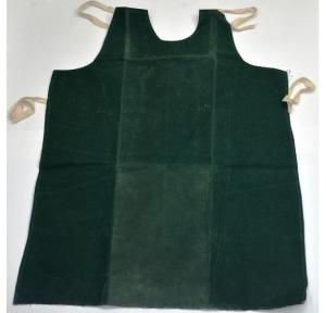 Gripwell Green Canvas Waxed Apron, Size: 24 x 36 inch