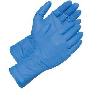 Gripwell Blue Nitrile Examionation Gloves 1 Pair
