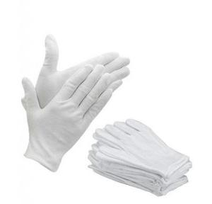 Cotton Pantry Gloves White ( Pack of 2)