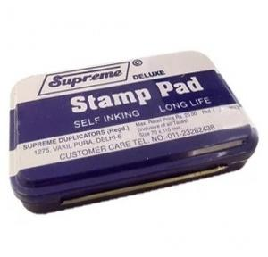 Supreme Blue Stamp Pad, Large