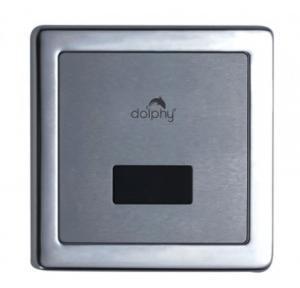 Dolphy Recessed Urinal Sensor Silver 2-3 L/min, DAUF0001