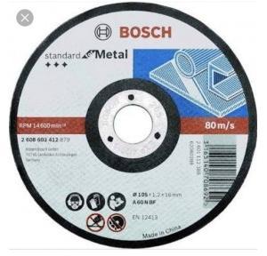 Bosch AG4 Metal 4-inch Cut Off Wheel