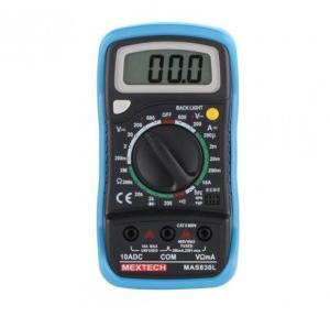 Mastech MAS830L Digital Pocket Multimeter