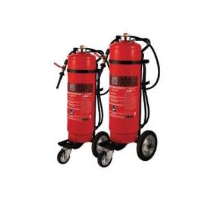 Fire Extinguisher Refilling Water Trolley Mounted 60Ltr With HP Testing