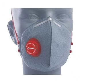 Venus V-425-SLOV-V-FFP2 NR D-FR Grey Rpd-Filtering Half Masks To Protect Against Parti, 14212