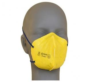 Venus V-44++ FFP1S Yellow Respirator-Filtering Half Masks To Protect Against Parti, 14320