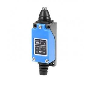 SPIDER Automation Mini Limit Switch (ME-8111), Rotary Adjustable Roller Lever Arm, AC250V 5A, DC115V 0.4A, 2NO+2NC