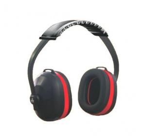 Venus H-550 Black Ear Muff, 26 dB, 16015