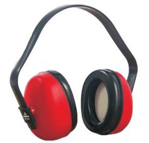 Venus H-510 Red Ear Muff, 23 dB, 16014