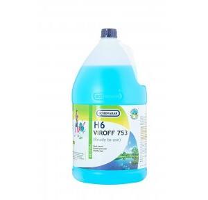 Schevaran Viroff 753 Liquid Hand Sanitizer, 5 Litre