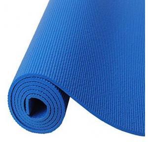 Rubber Yoga Mat 8x4ft, Width 18mm