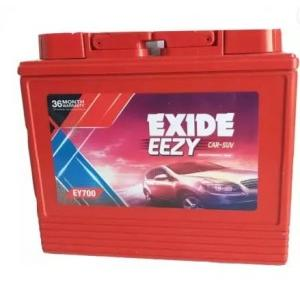Exide Car Battery 12V 65AH, EY700