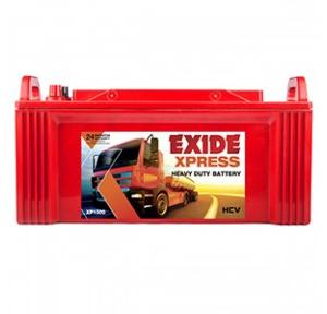 Exide Battery 12V 150AH, XP1500