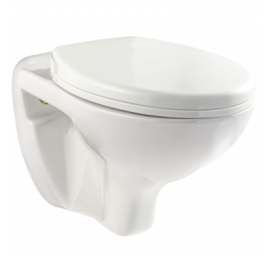 Hindware Flora Wall Hung WC White