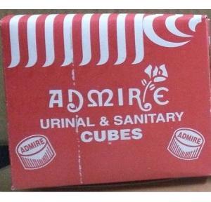 Admire Urinal Cube 360gm -12 pcs, In pkt.