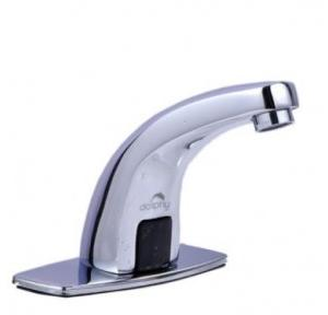 Dolphy Automatic Brass Sensor Tap Silver DAST0002