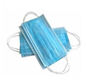 GWSM Blue Surgical 2 Ply Mask (Pack of 50 Pcs)