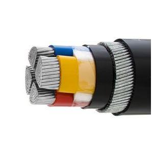 Polycab Aluminium Armoured Cable 35 Sqmm 4 Core, 50 mtr Bundle