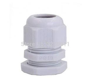 Zetalux Gland PG Thread Nylon 12-15 mm, Outer Dia: 24mm, PG-19